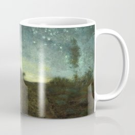 Starry Night by Jean-François Millet (ca. 1850–65) Coffee Mug