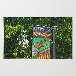 Sylvania Lightpost Rug
