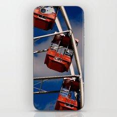 The Wheel iPhone & iPod Skin