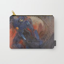Battle of titans Carry-All Pouch