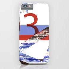 Numbers iPhone 6s Slim Case