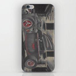 Hot Rod Batmobile  iPhone Skin