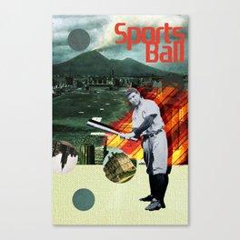 Sportsball Canvas Print