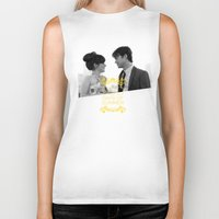 500 days of summer Biker Tanks featuring 500 days of Summer by Lucas Preti