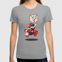 Mario Classic Cartoon T-shirt