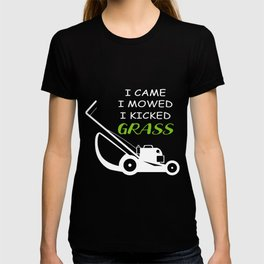 Came Moved Kicked Grass Architect Gift T-shirt