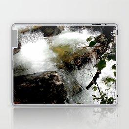 Cascades on Fall Creek in the Weminuche Wilderness, No. 2 of 2 Laptop & iPad Skin