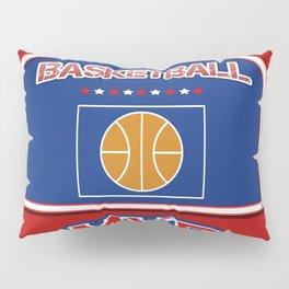 MVP Basketball board Pillow Sham