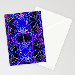 Bright Lights and City Nights Stationery Cards