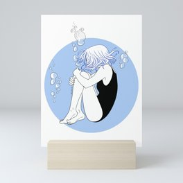 Sleep Paralysis Mini Art Print