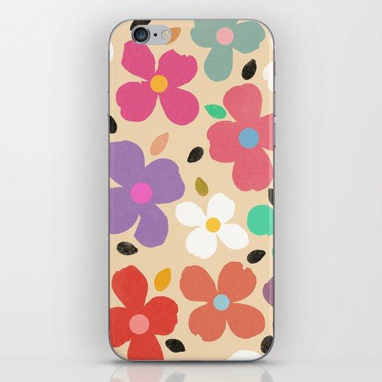 dogwood 9 iPhone & iPod Skin