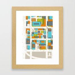 Ground #05 Framed Art Print