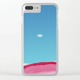 Solitaire Clear iPhone Case