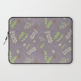 Wispy Cottage Garden 2 Laptop Sleeve