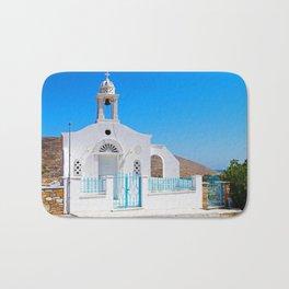 Roadside Orthodox church Bath Mat