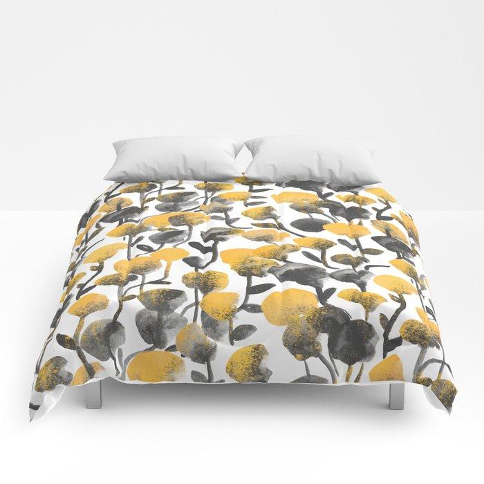 Full Of Flower Comforters