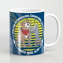 (v2) Worth More Alive! Coffee Mug