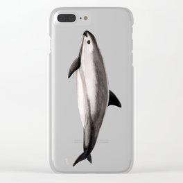 Vaquita Clear iPhone Case