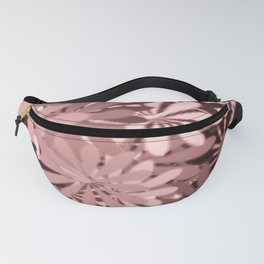 In The Tropics LIGHT PINK Fanny Pack