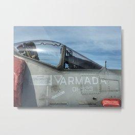 Armada Metal Print