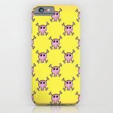Pink Lemonade Punk Skulls iPhone 6s Slim Case