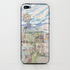 Echo Park iPhone & iPod Skin