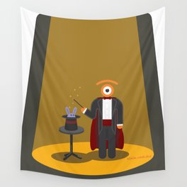 mag.eye.cian Wall Tapestry