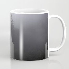 Fog in the crest Coffee Mug