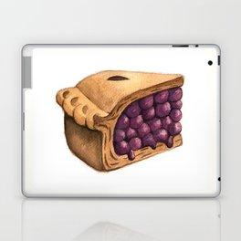 Blueberry Pie Slice Laptop & iPad Skin