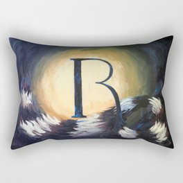 R is For... Rectangular Pillow