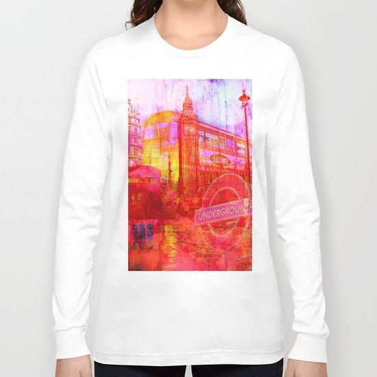 LONDON Long Sleeve T-shirt