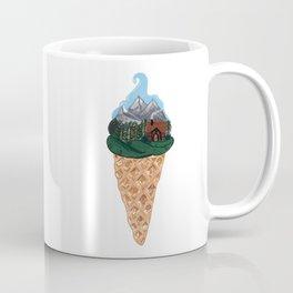 Forest Icecream Coffee Mug
