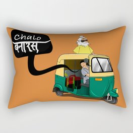 High Baba Rectangular Pillow