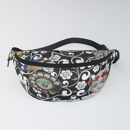 I Shine Wildly Fanny Pack