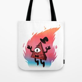 Angry - Bill Cypher Tote Bag