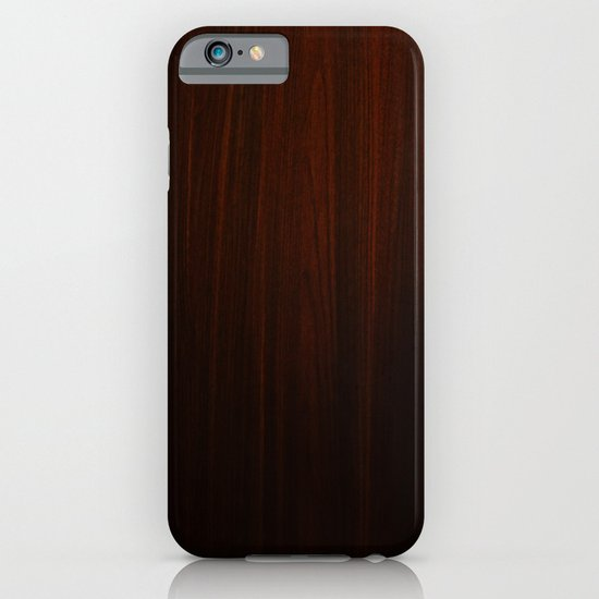 Wooden case iPhone & iPod Case