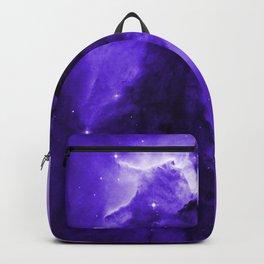 Eagle Nebula Ultraviolet Backpack