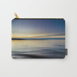 Calm Lake Carry-All Pouch
