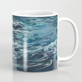The Nothing of Knowledge Coffee Mug