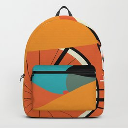On the way to the beach Backpack