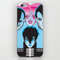 misfits iPhone & iPod Skins featuring Jem & the Misfits by Greenfuzz