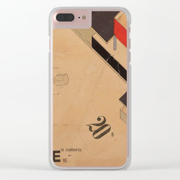 rere Clear iPhone Case
