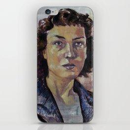 Philippa Foot iPhone Skin
