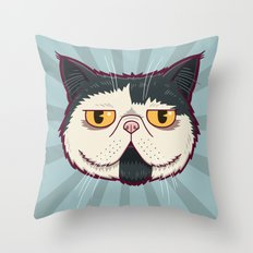 Soulpatch Throw Pillow
