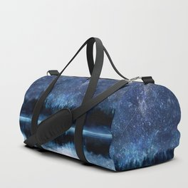 Night Sky Duffle Bag