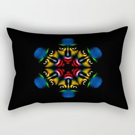 Afrocentric SWA Rectangular Pillow
