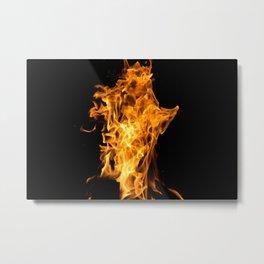 Bonfire 1 Metal Print