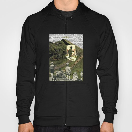 Are You On The Fence About Useless Information ? Hoody