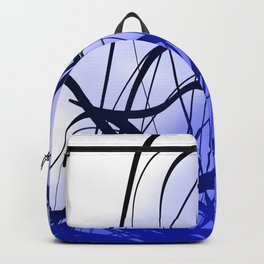 Blue Movement Backpack