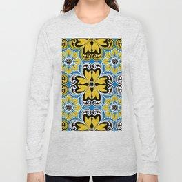 Azulejo portugues 5 Long Sleeve T-shirt